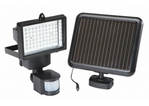 LED Solar Light - Security