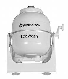 Portable Hand Crank Washer