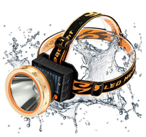 Solar Rechargeable Headlamp